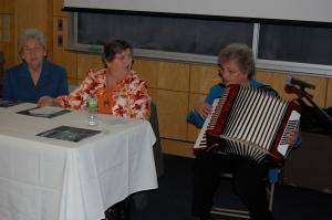 Helen Sylvain, Irene Mercier & Irene Cody